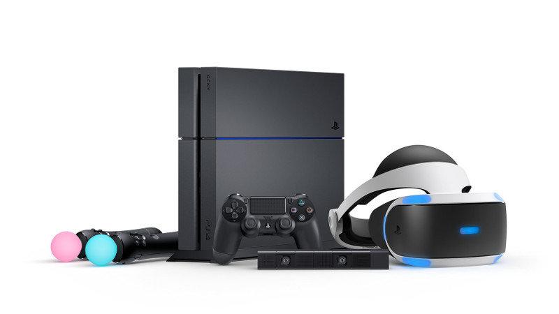 réalité virtuelle PlayStation