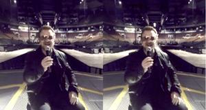 réalité virtuelle U2