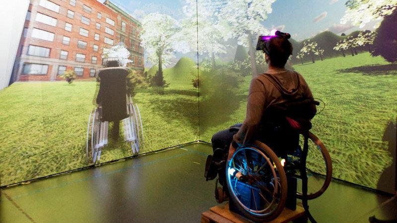 handicap VR