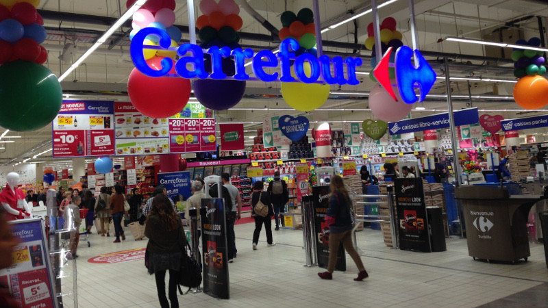carrefour vr