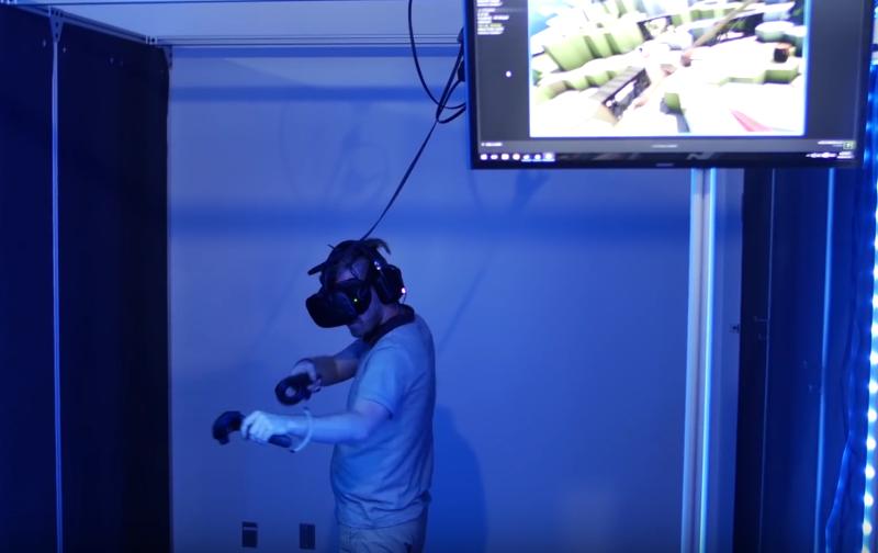 hopital realite virtuelle