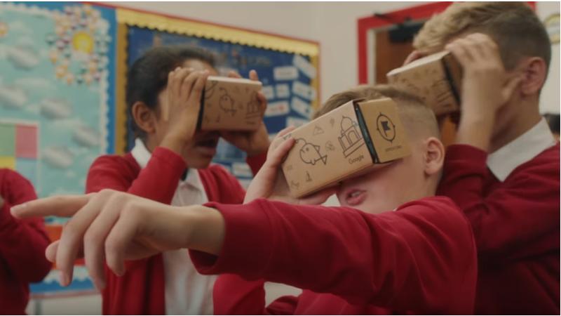 realite virtuelle ecole