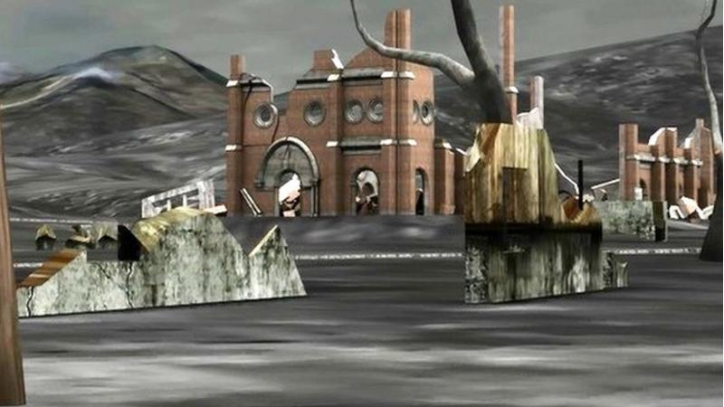 Nagasaki réalité virtuelle