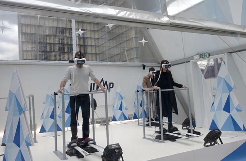 samsung realite virtuelle