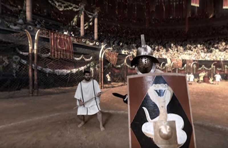 gladiateur vr